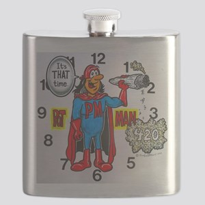 time for potman Flask