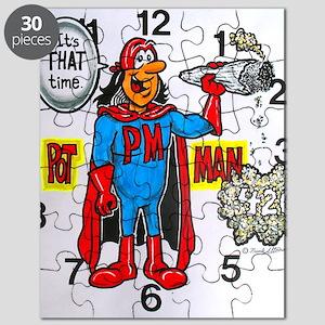 time for potman Puzzle