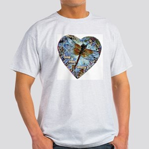 heart faith courage Light T-Shirt