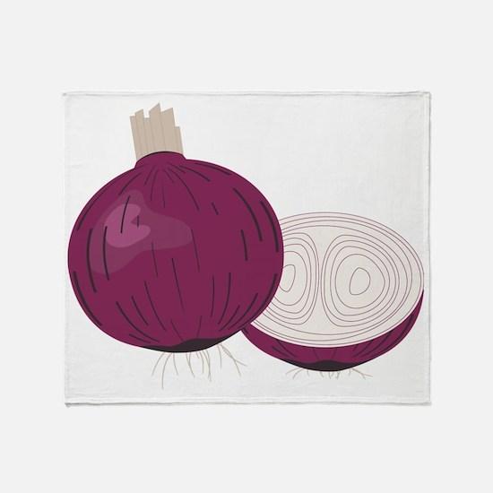 Onion Throw Blanket