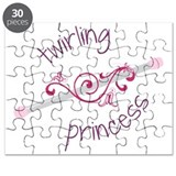 Baton twirling Puzzles