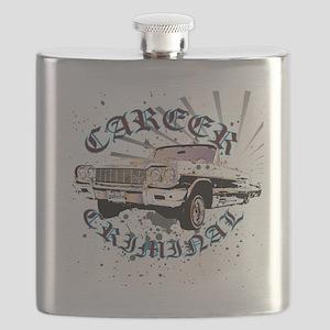 Career Criminal Impala Flask