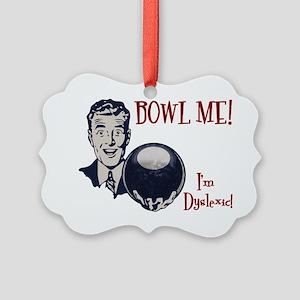 bowl-me-3-LTT Picture Ornament