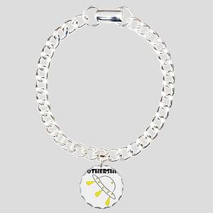 Mother Ship Charm Bracelet, One Charm