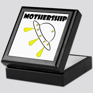 Mother Ship Keepsake Box