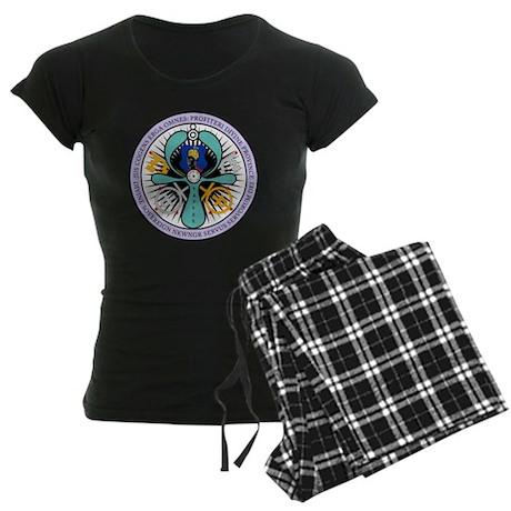 WE ROYAL MOOR Women's Dark Pajamas