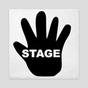 Stage Hand Queen Duvet