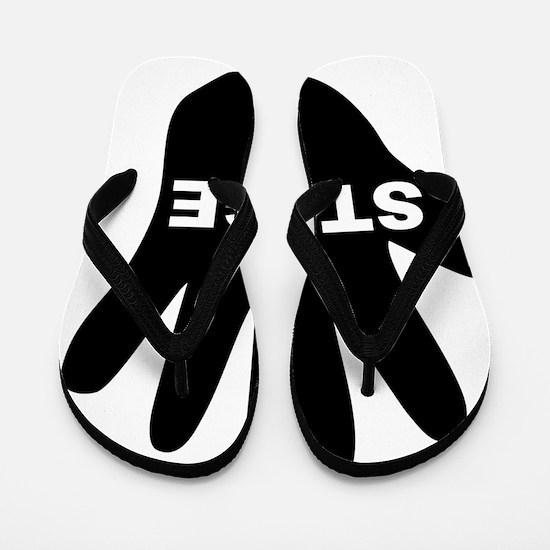 Stage Hand Flip Flops