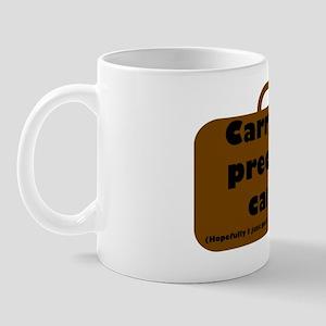 Carrying Precious Cargo Surrogacy Mug