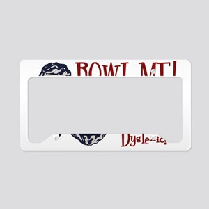 bowl-me-3-CAP License Plate Holder