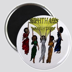 Jephthas Daughters Magnet