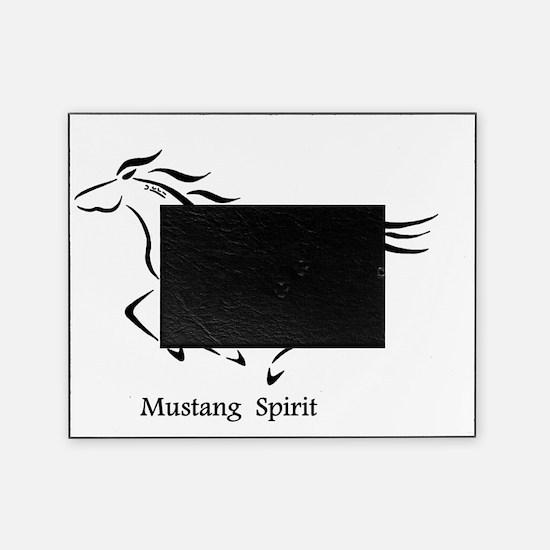 Mustang Spirit Picture Frame