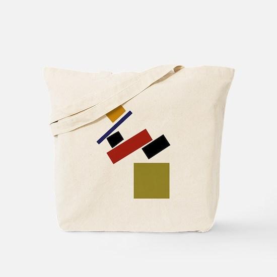 Malevich Tote Bag