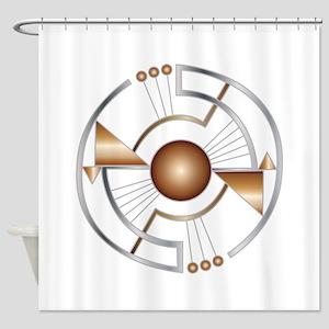 99-4 Shower Curtain