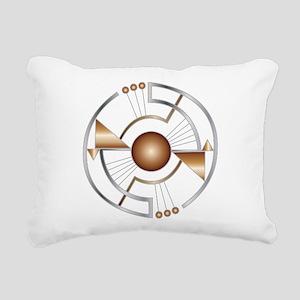 99-4 Rectangular Canvas Pillow
