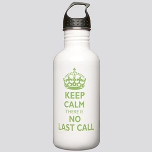 Keep calm there is no  Stainless Water Bottle 1.0L