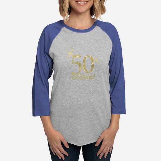 50th Birthday Long Sleeve T-Shirt