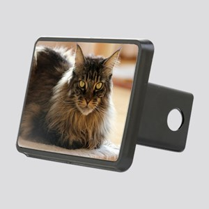 Maine Coon Rectangular Hitch Cover