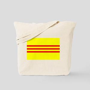 South Vietnam flag Tote Bag