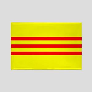 South Vietnam flag Rectangle Magnet