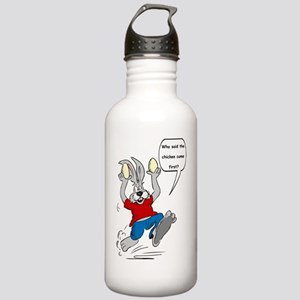 A racing hare Stainless Water Bottle 1.0L