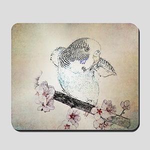 Parakeet 007 - Breeze Mousepad