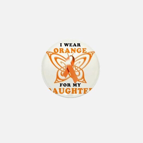 I Wear Orange for my Daughter Mini Button