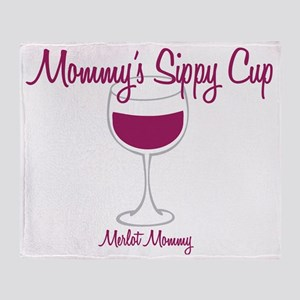 SippyCup Throw Blanket
