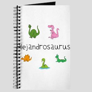 Alejandrosaurus Journal
