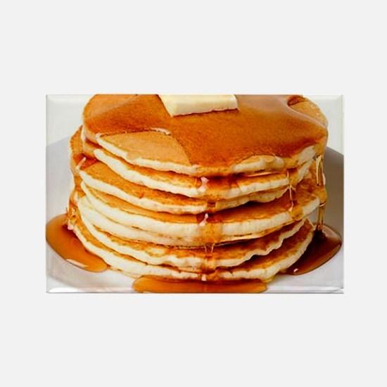 Pancakes Rectangle Magnet