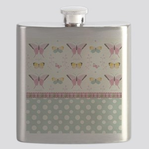 Persian Sweet Butterflies Flask