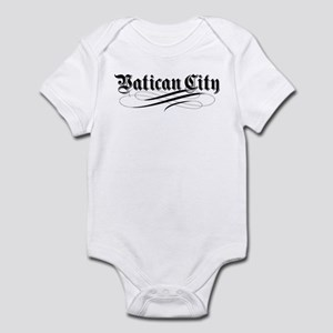 Vatican City Gothic Infant Bodysuit