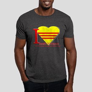 I love Viet Nam Cong Hoa Dark T-Shirt
