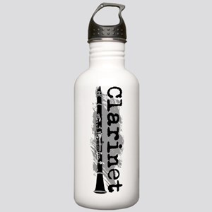 Clarinet Vertical Stainless Water Bottle 1.0L