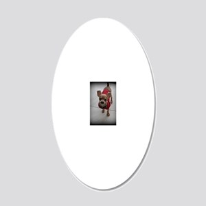 Marco 20x12 Oval Wall Decal