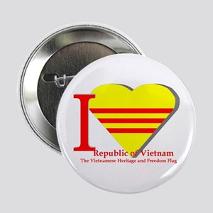 "I love Vietnamese Republic 2.25"" Button"