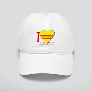 I love Vietnamese Republic Cap