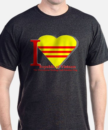I love Vietnamese Republic T-Shirt