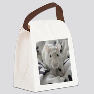 Victor Canvas Lunch Bag