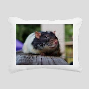 Huck Rectangular Canvas Pillow