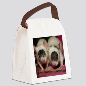 Molly and Maggie Canvas Lunch Bag