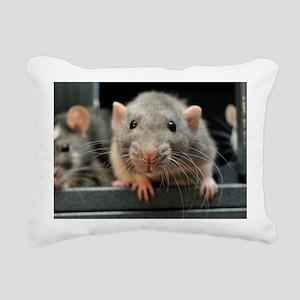 Deborah Rectangular Canvas Pillow