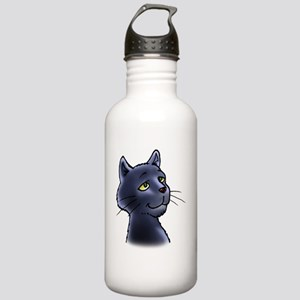 albert portrait Stainless Water Bottle 1.0L
