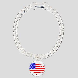MURICA Charm Bracelet, One Charm