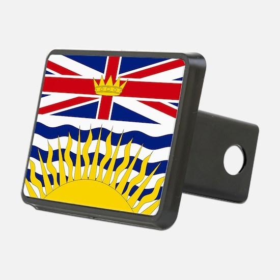 British Columbian Flag Hitch Cover