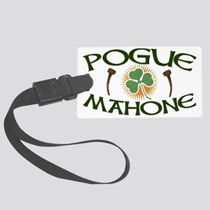 Pogue-mahone-CAP Large Luggage Tag