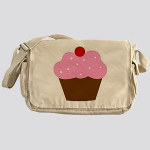 Cupcake Messenger Bag