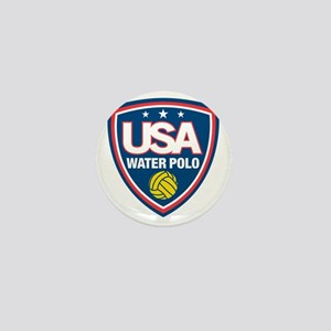 water polo Mini Button