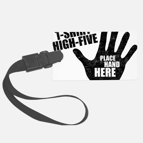 High-Five Luggage Tag