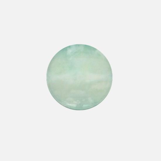 Pale Blue Sky Mini Button